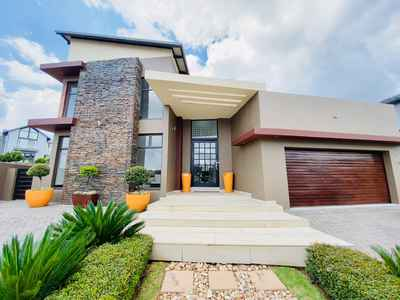4 Bedroom House To Rent In Waterfall Country Village - gallery_image1.jpg